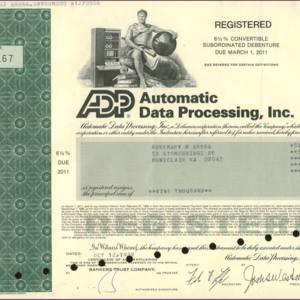 ADP Automatic Data Processing, Inc. (IT001)