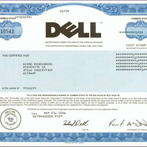Dell, Inc. (IT019)