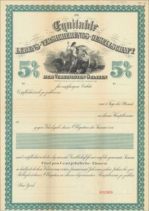Equitable Lebensversicherungs-Gesellschaft (VU08)