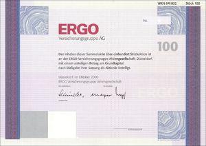 ERGO Versicherungsgruppe AG (VU09)