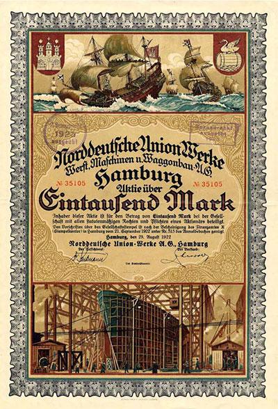 Norddeutsche Union Werke